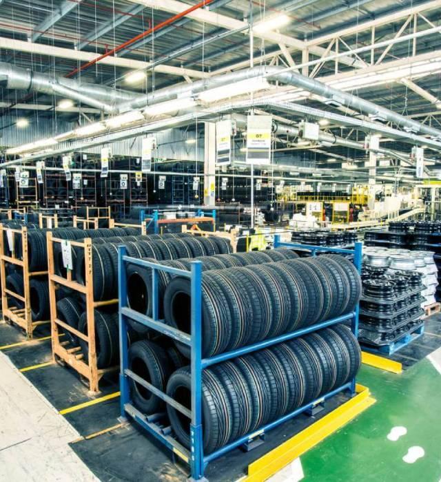CFAO Production Support approvisionnement et logistique