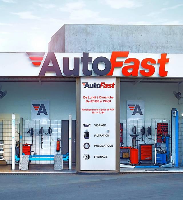 autofast maintenance car