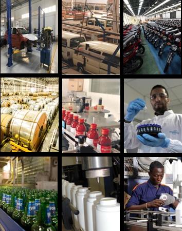 création d'emplois en Afrique