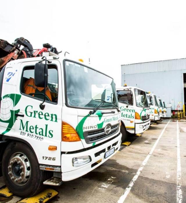 green metals recycling