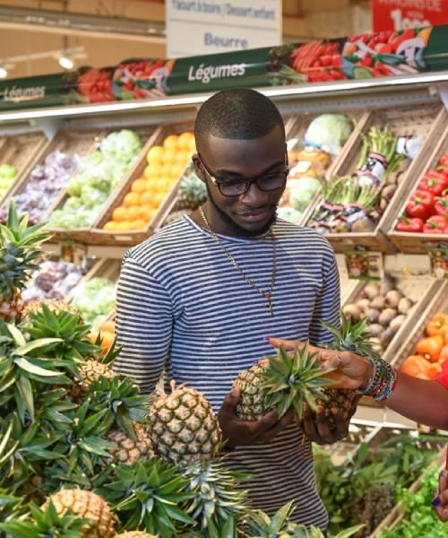 développement supermarchés et hypermarchés