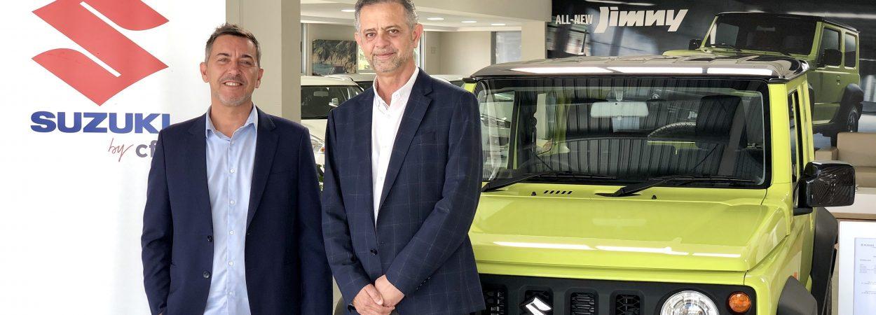 CFAO Motors représentant agrée Suzuki à l'Ile Maurice